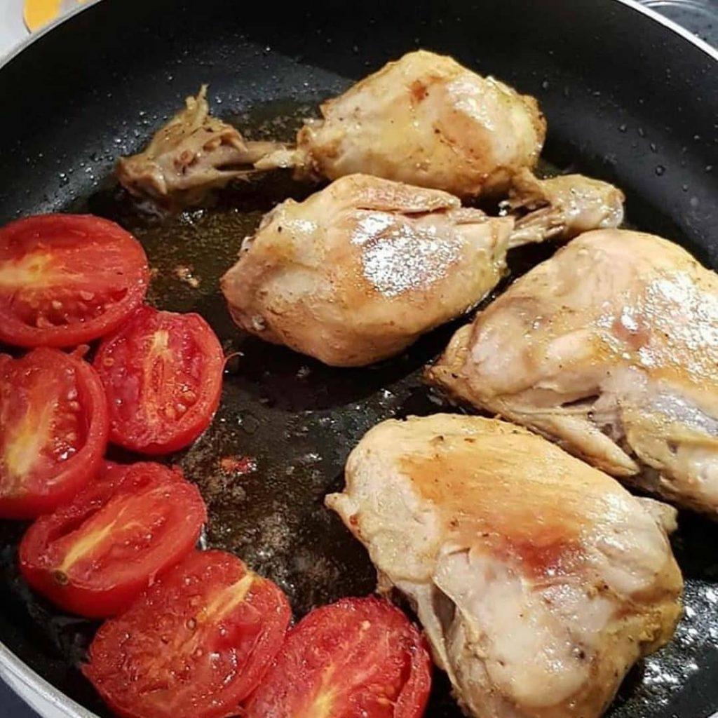 طرز تهیه خورشت بادمجان با مرغ