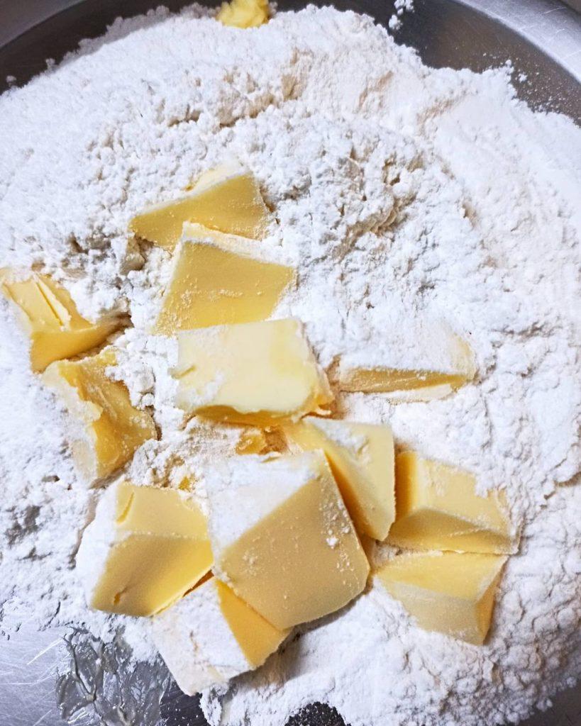 طرز تهیه خمیر تارت مخصوص