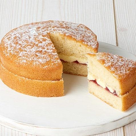 طرز تهیه و دستور پخت کیک اسفنجی بدون بکینگ پودر