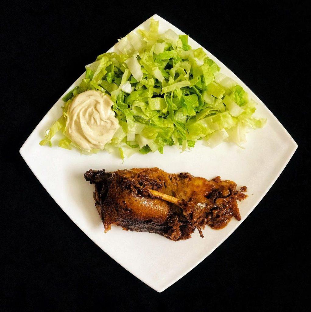 طرز تهیه خوراک اردک