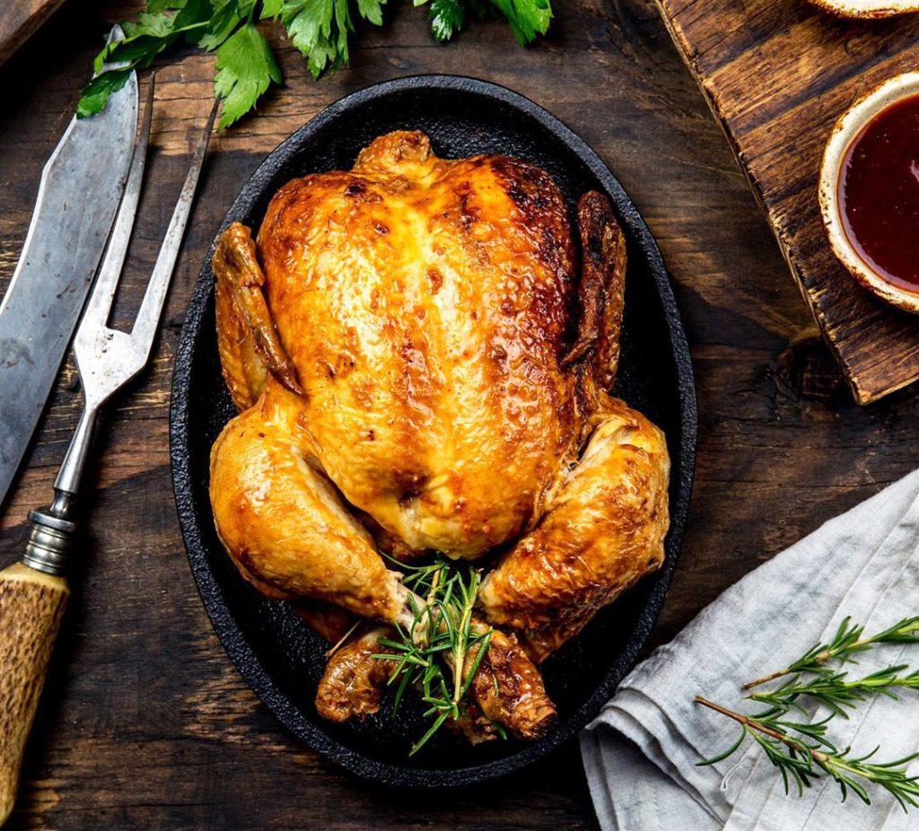 طرز تهیه مرغ بریان رستورانی