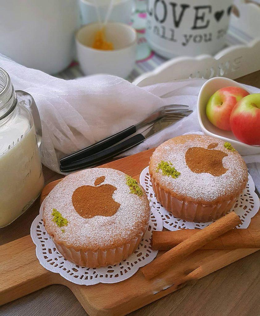 طرز تهیه پای سیب کیکی