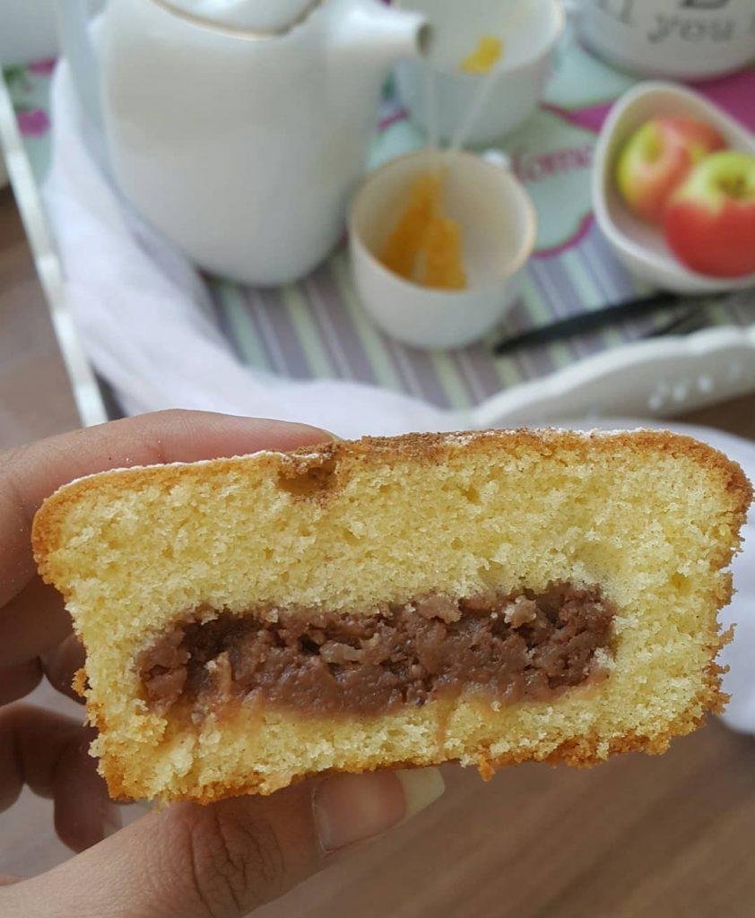 طرز تهیه کیک پای سیب و دارچین