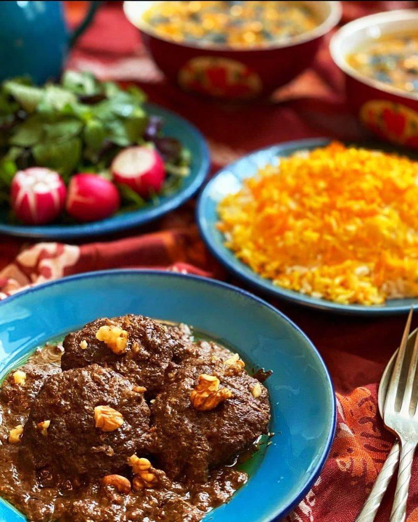 طرز تهیه شامی کباب لرستانی