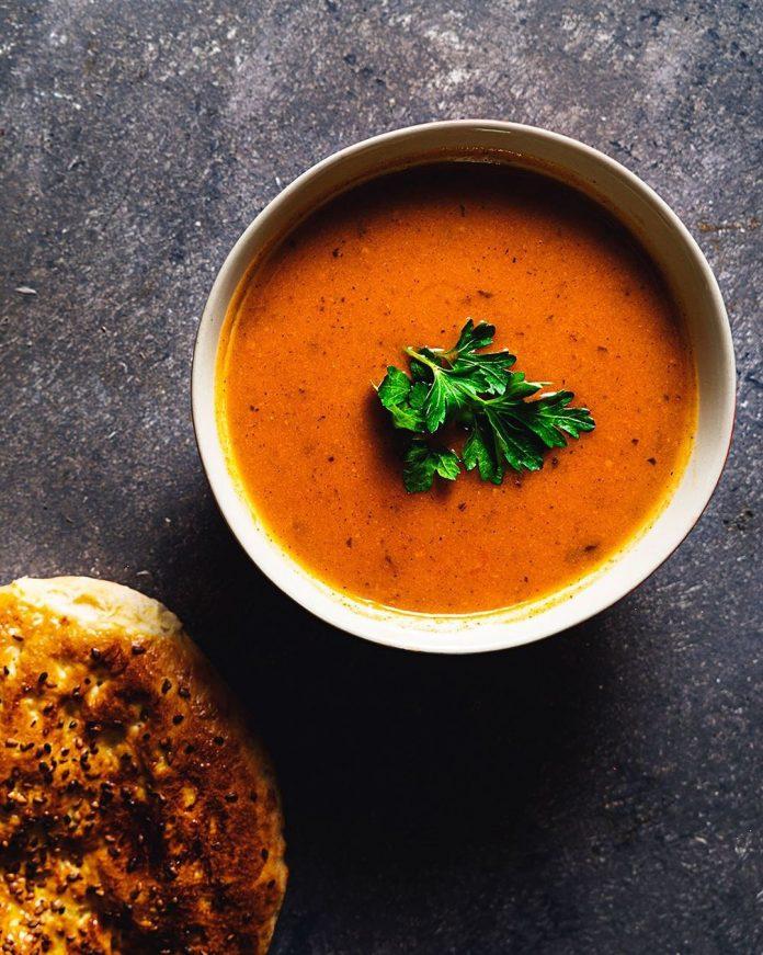 طرز تهیه سوپ با قلم گوساله