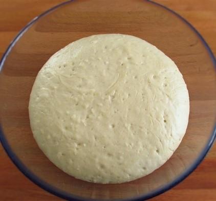 طرز تهیه پیراشکی گوشت پفکی عربی