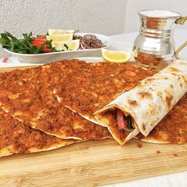 پیتزا لاهماجان ترکیه