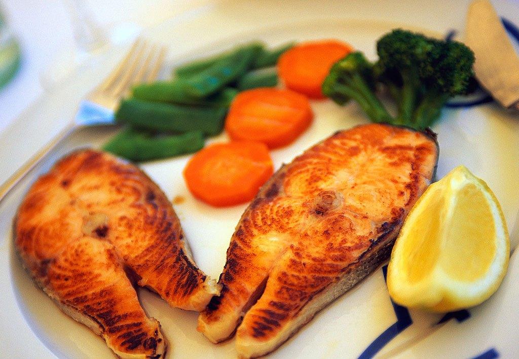 طرز تهیه ماهی شیر سوخاری رستورانی
