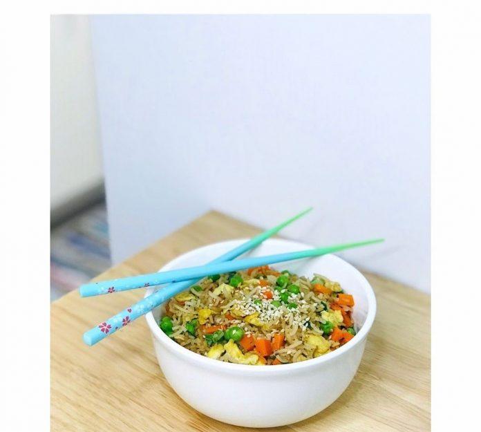 طرز تهیه و دستور پخت پلو چینی