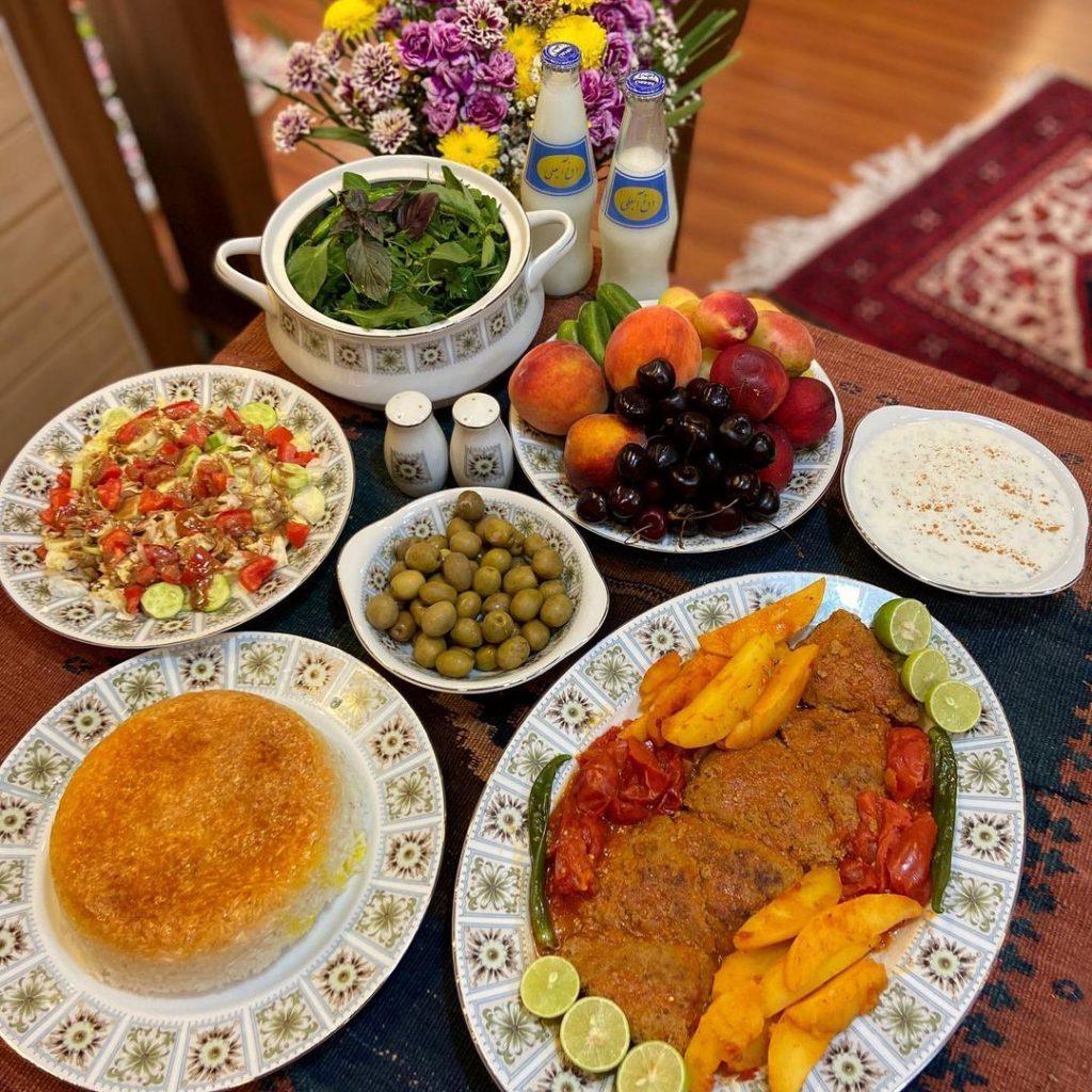 طرز تهیه تتالی اراکی