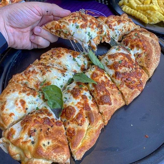 طرز تهیه و دستور پخت بوریتو مرغ و نان فانتزی
