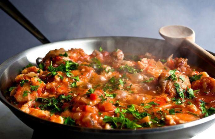 دستور پخت خوراک ران مرغ