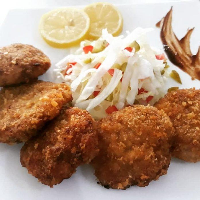 طرز تهیه کتلت ماهی