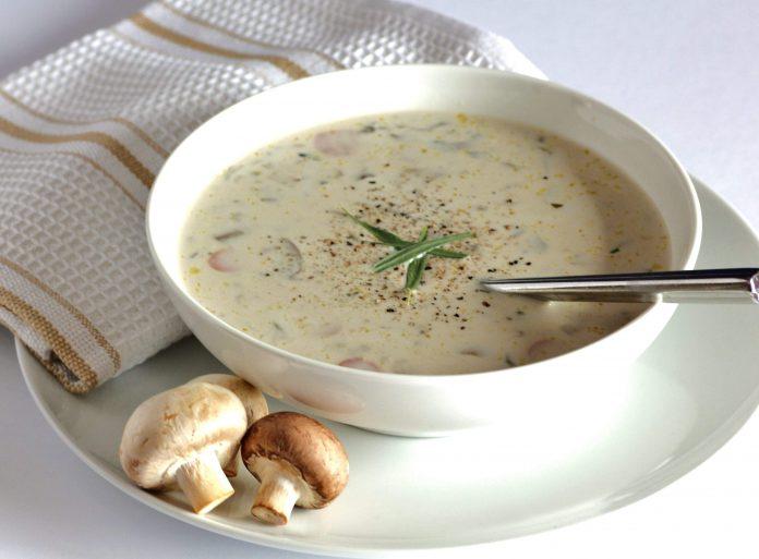 طرز تهیه سوپ کنگر فرنگی