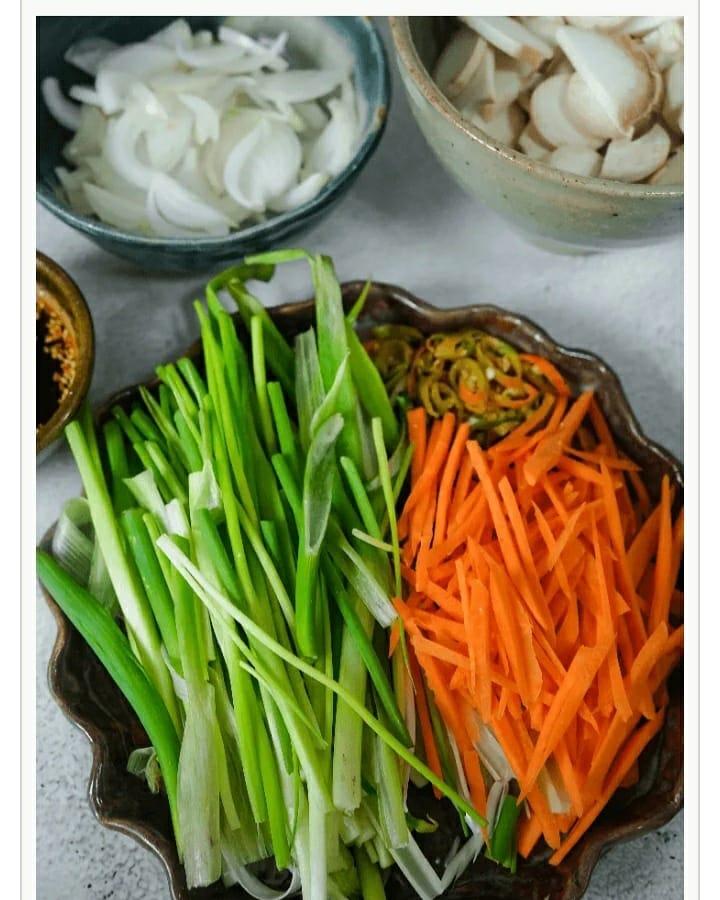 طرز تهیه پنکیک سبزیجات