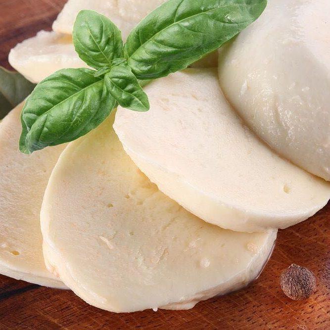 پنیر موزارلا خانگی