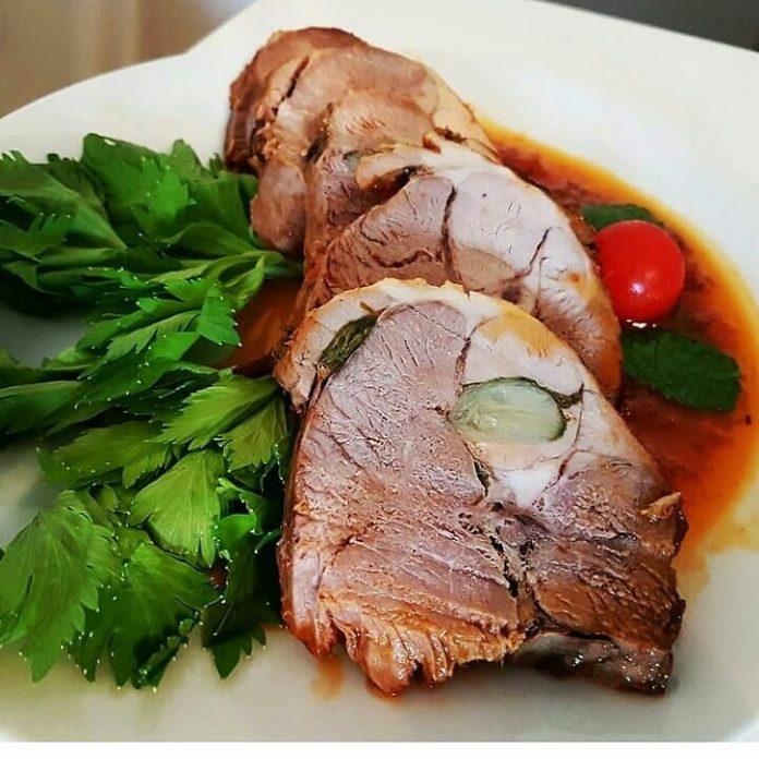 طرز تهیه ژیگو گوشت
