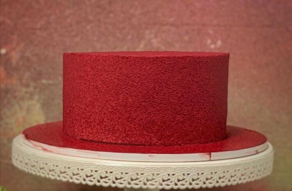 طرز تهیه کیک مخملی قرمز