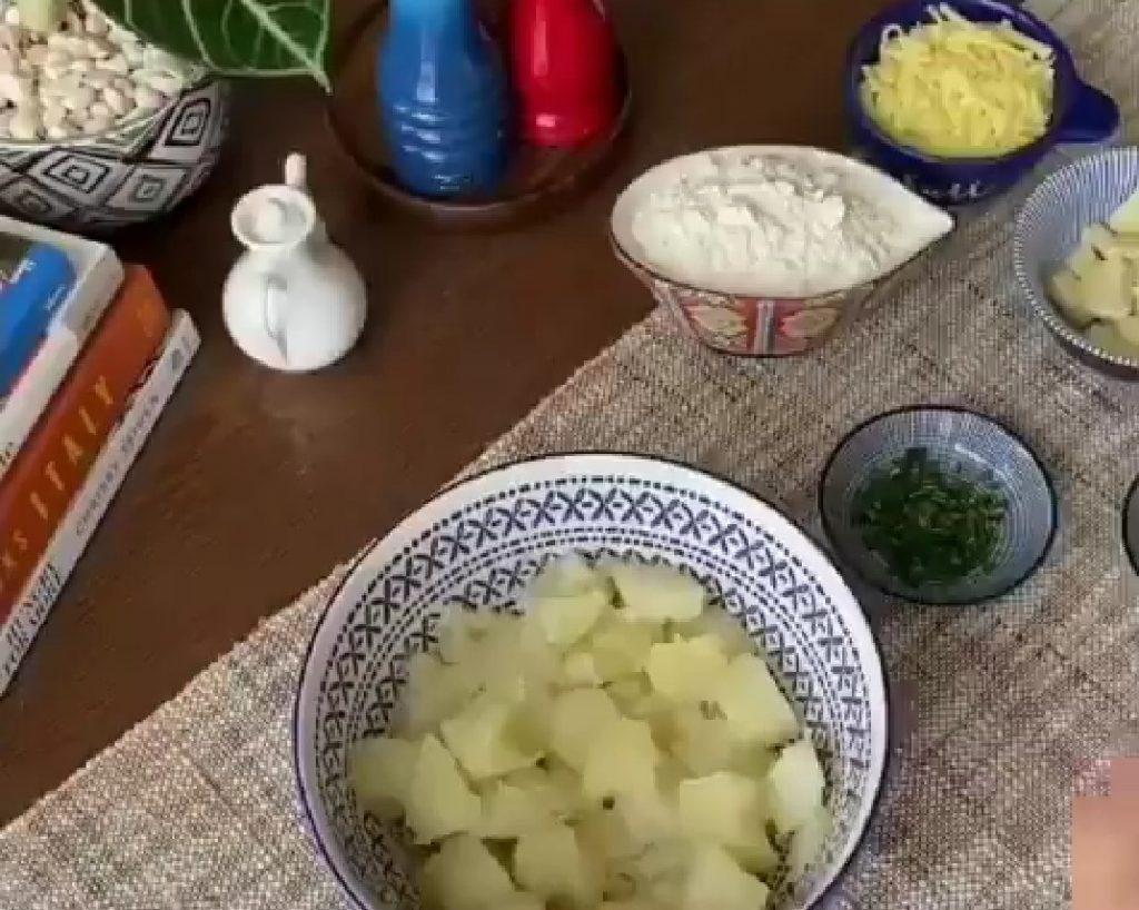 طرز تهیه کتلت سیب زمینی شیرازی