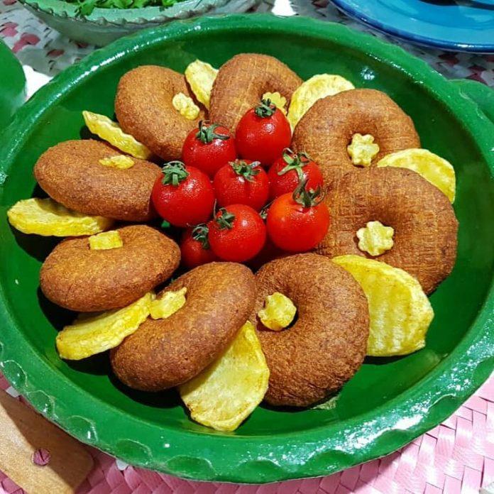شامی سیب زمینی