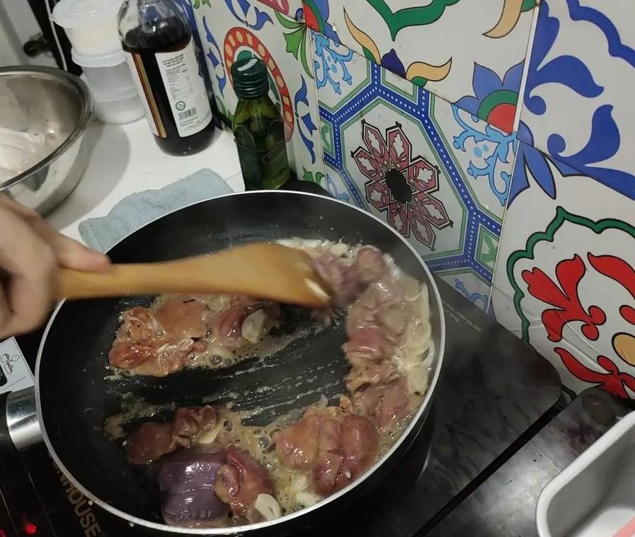 طرز تهیه پاته جگر مرغ
